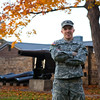Cadet Eric Renn, '13, I3