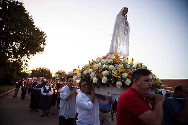 100th Anniversary Fatima Processions