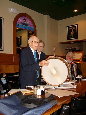 100th Birthday Harold Boyer -Plymouth, MA