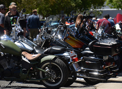 Feather Fiesta Days feature a parade, a car show, a chili cook off and more Saturday, May 13, 2017, in downtown Oroville, California. (Dan Reidel -- Enterprise-Record)