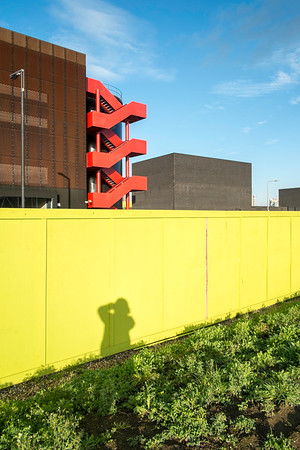 Copper Box, Olympic Park, London, United Kingdom