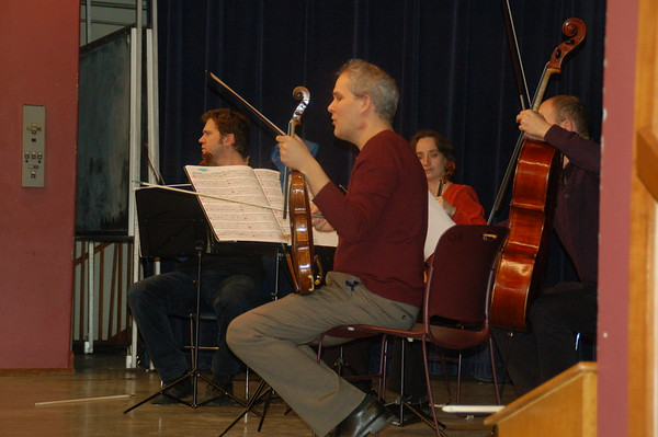 Cuarteto Casals - February 17, 2011