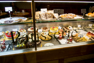 Patissery on Piccadilly, London, United Kingdom