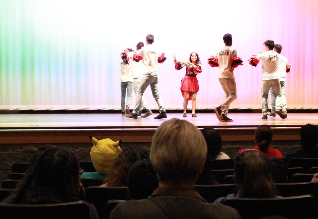 . Tawana Roberts � The News-Herald <br> Painesville Schools hosted Hispanic Heritage Night to celebrate Hispanic Heritage Month.