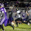 Sam Buckner for Shaw Media.<br /> Gavin Crofoot returns a punt for a touchdown on Friday October 11, 2019 at Rochelle High School.