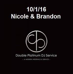 10/1/16 Nicole and Brandon
