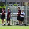 DU Men's Soccer Coaches