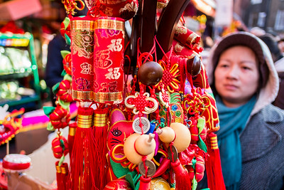 West End, Chinese New Year celebrations, London, United Kingdom