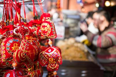 West End, Chinese New Year celebrations, London, United Kingdom