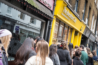 The Breakfast VClub in West End, London, United Kingdom