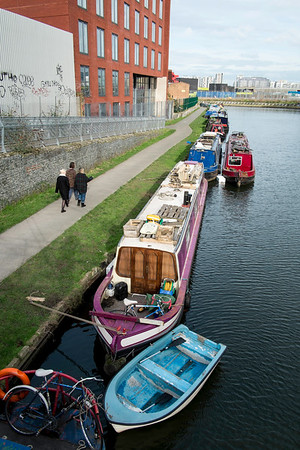 Hackney Wick, E9, London, United Kingdom