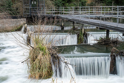Dobbs Weir, Lee Velley Regional Park, United Kingdom