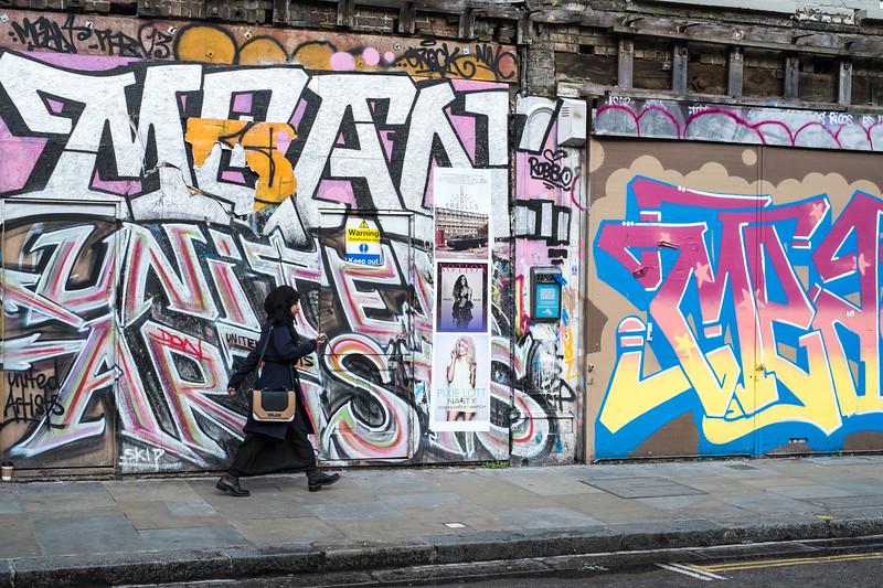 Brick Lane, East London, United Kingdom