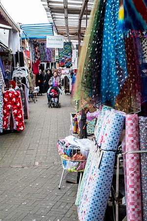 Shepherds Bush Market, London, United Kingdom
