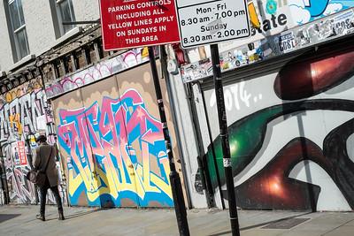 Brick Lane, East London, London, United Kingdom