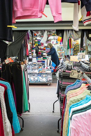 Shepherds Bush Market, London, United Kingdom