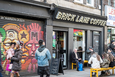 Brick Lane, East London, London, United Kingdom