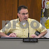 Planning and zoning member David Castro comments the Annie Glidden North Revitalization Plan.