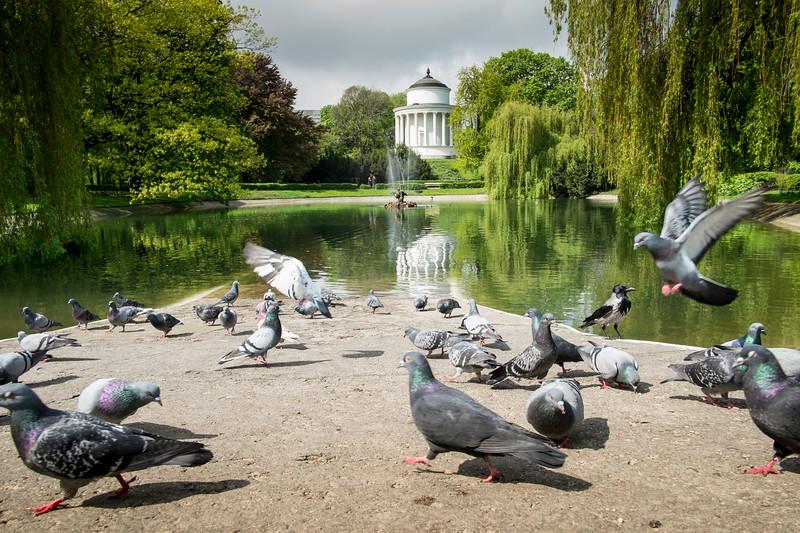Saski Park, Warsaw, Poland