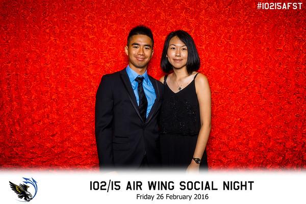 102-15 Air Wing Social Night