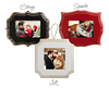 Ornaments - Choose Style (Cottage, Seaside or Loft) and Color (Black, Red or White)