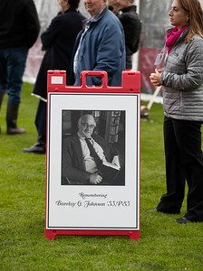Remembering Barclay Johnson '53