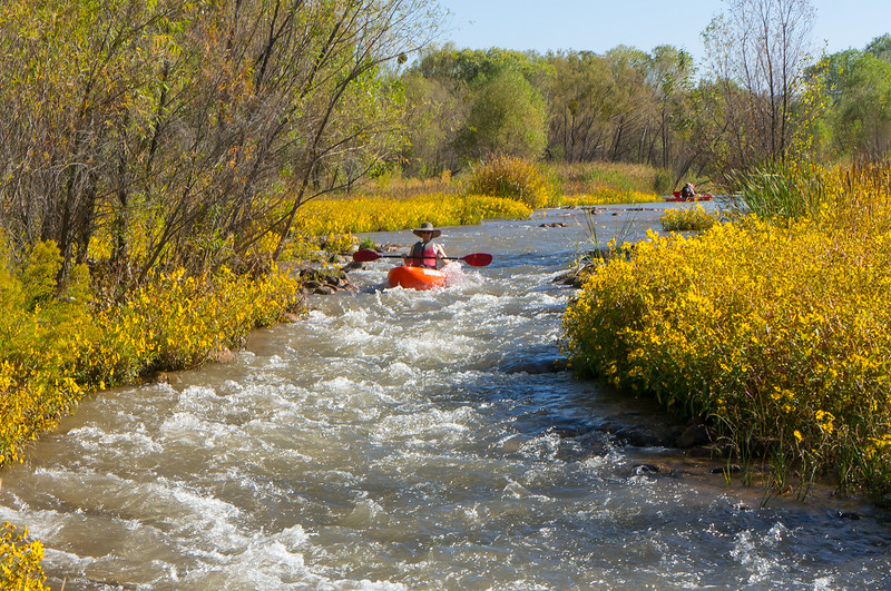 Verde River Institute Float Trip, Tapco to Tuzi, 10/22/17