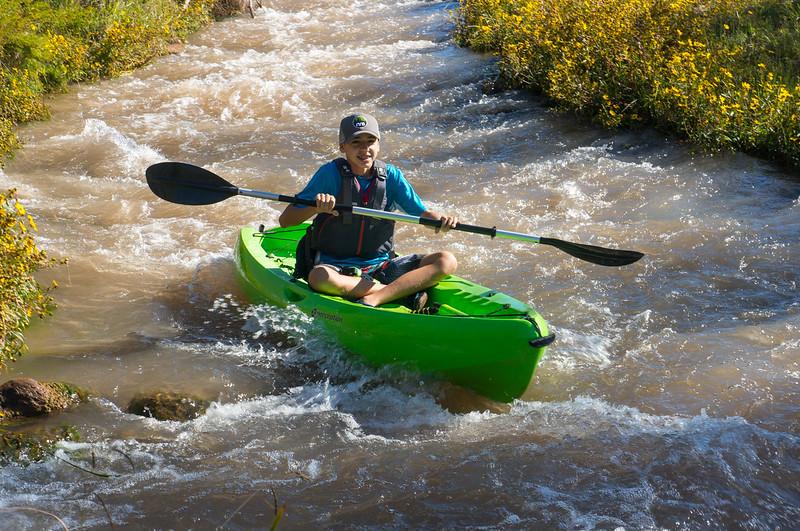 Verde River Institute Float Trip, Tapco to Tuzi, 10/21/18