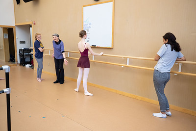 Nutmeg Conservatory visits Dance for Everyone class