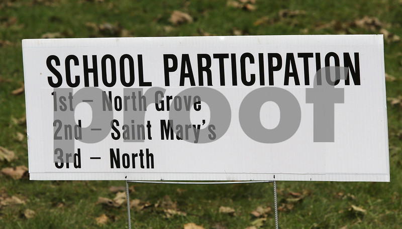 School participation first place North Grove