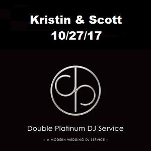 10/27/17  Kristin and Scott