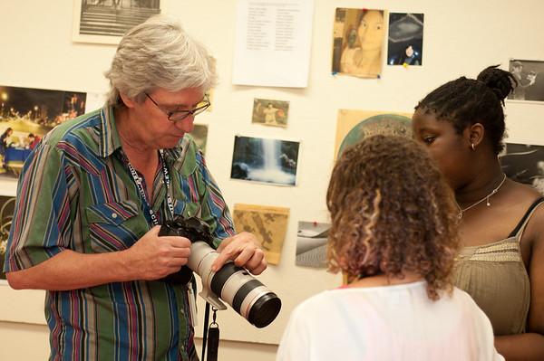 10.27.2017 Visual Arts Department Teaching