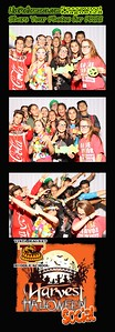 10/28/16 Vista Magnet Middle School Harvest Halloween Social - EYE Photo Booth Photo Strips