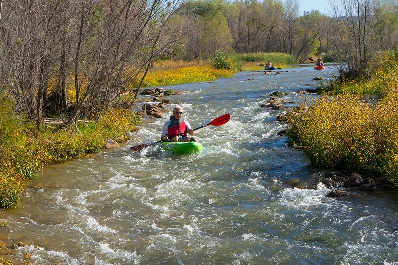 Verde River Institute Float Trip, Tapco to Tuzi, 10/29/16