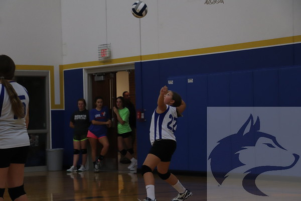 Oct 3 JH Volleyball