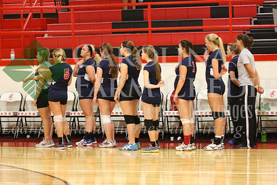 10/3/2013 Varsity Volleyball Chatham Central High School