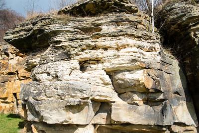 Geological site, Starachiowice, Poland