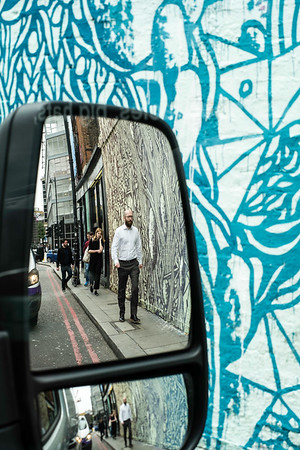 Shoreditch, graffiti, London, United Kingdom