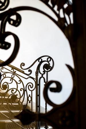 Staircase, Lodz, Poland
