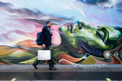 Shoreditch, graffity, London, United Kingdom