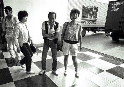 Yukio Ninagawa, Japan, film set