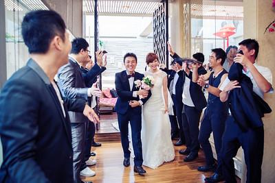 岡山高中 結婚 [裔筑&崇閔]