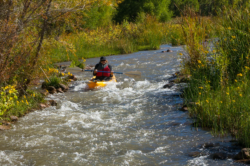 Verde River Institute Float, Tapco to Tuzi, 10/5/19 - 64 CFS