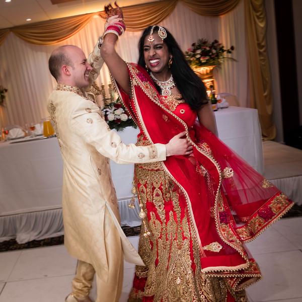 Monika and Jannik Wedding Party