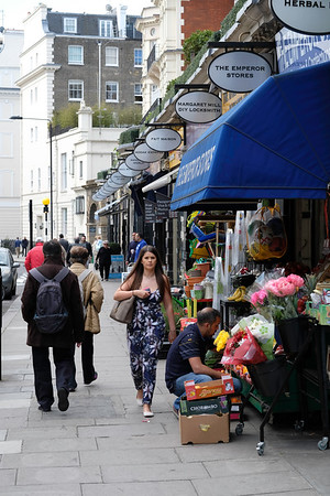 Gloucester Road, London, United Kingdom