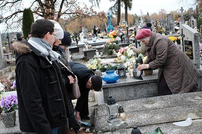 Cemetery, Wiazownica, Poland