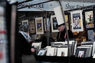 Greenwhich Market, London, United Kingdom
