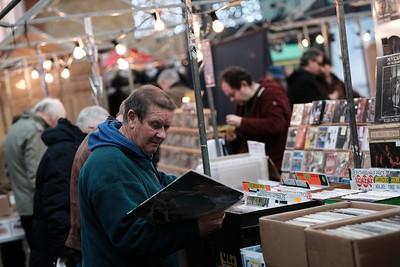 Spitalfields Market, London, United Kingdom