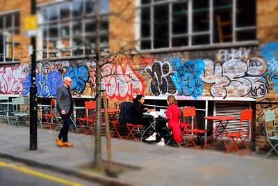 Hoxton, London, United KIngdom