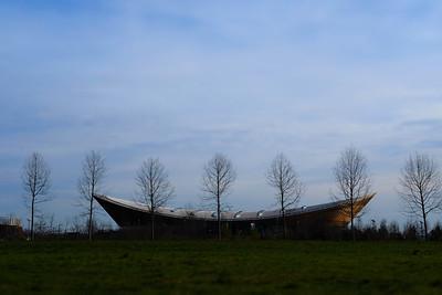 Velodrome, Olympic Park, Hackney, London, United KIngdom